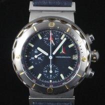 Eberhard & Co. Frecce Tricolori Chronograph Steel Automatic