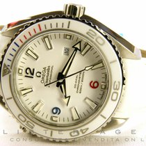 Omega Seamaster Planet Ocean Co-Axial lady Sotschi 2014 in...