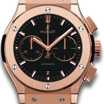 Hublot Classic Fusion Chrongraph King Gold
