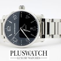 Montblanc Timewalker Automatic Black Dial 105962 T