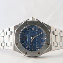 Audemars Piguet Royal Oak  Lady  Blue Dial Ref. 67450ST