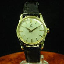 Omega Seamaster 18kt 750 Gold Automatic Herrenuhr Ref 2869 Sc...