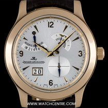 Jaeger-LeCoultre 18k Rose Gold Master Control 8 Days Power...