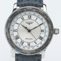Longines Lindbergh GMT Worldtime Automatic