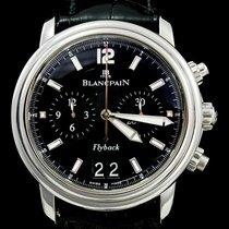 Blancpain Leman Flyback Chronograph Gran Date