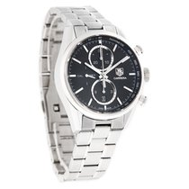TAG Heuer Carrera Mens Swiss Chronograph Automatic Watch...