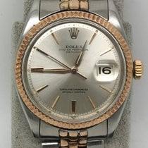 Rolex Vintage Datejust 1601 18k Rose Gold / Stainless Steel