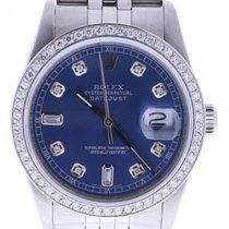 Rolex Datejust Swiss-quartz Mens Watch 16200