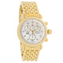 Michele CSX 36 Diamond Ladies MOP Swiss Quartz Watch MWW03M000201