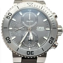 Oris Aquis Titan Chronograph 01.674.7655.7253-07