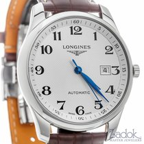 Longines Master Collection 42mm Automatic Watch Ref L28934783...