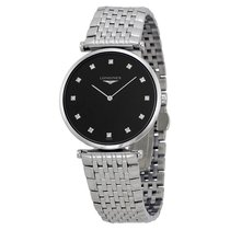 Longines La Grande Classique Diamond Ladies Watch L4.709.4.58.6