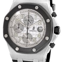 "Audemars Piguet Gent's Stainless Steel  ""Royal Oak..."