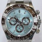 Rolex Daytona Cosmograph 116506 NEW Platino