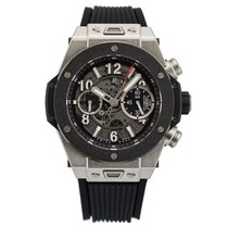 Hublot Big Bang Unico Titanium Ceramic 45 mm New Authentic