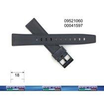 Casio Cinturino in gomma Casio 18mm Serie AQ-27 cod.09521060
