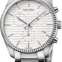 ck Calvin Klein Alliance Chrono K5R37146 Herrenchronograph...