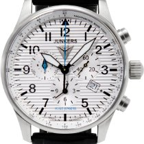 Junkers Chrono-Alarm 6684-1 Herrenchronograph Made in Germany