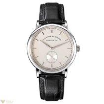 A. Lange & Söhne Saxonia White Gold Men's Watch