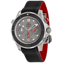 Omega Seamaster Diver 300 Chronograph Automatic Grey Dial...
