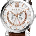 Bulgari Sotirio  Annual Calendar 42mm Mens Watch