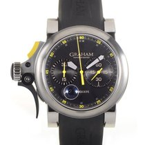 Graham Chronofighter RAC Trigger Men''s Automatic in...