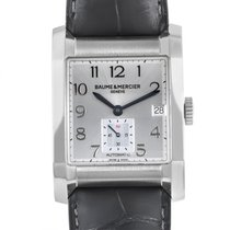 Baume & Mercier Hampton Mens Stainless Steel Automatic...