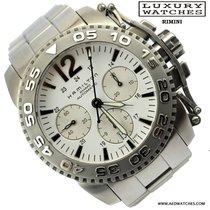 Hamilton Cronografo Khaki H635560 Action silver dial