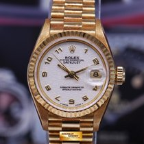 Rolex Oyster Perpetual Datejust 26mm 18k Solid Gold Ref 69178...