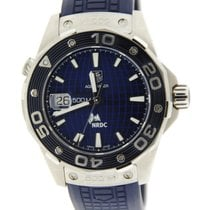 TAG Heuer Aquaracer Cal 5 Limited Edition Stainless Steel