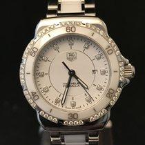 TAG Heuer Formula 1 Ladies Ceramic Diamonds Watch WAH1313...