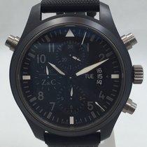IWC Doppelchronograph ref. 3799 / 3786 Zegg Cerlati Monte Carlo