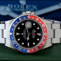 Rolex Gmt Master II - 16710  Pepsi Never Polish Like New
