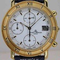Baume & Mercier Baumatic Automatic Chronograph 18k Yellow...