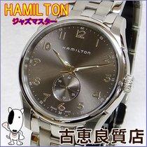 Hamilton 【未使用】【買取品】HAMILTON ハミルトン ジャズマスター シンライン メンズ腕時計 クォーツ...