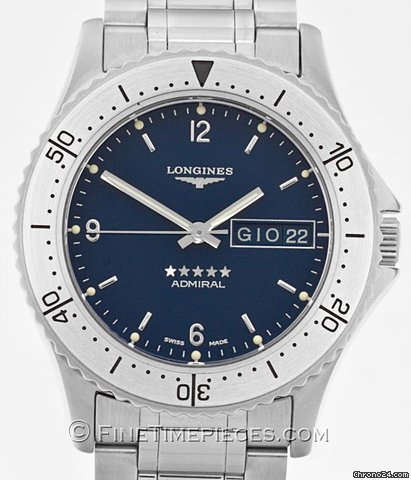 Longines Admiral Automatic - L 3 . 600 . 4