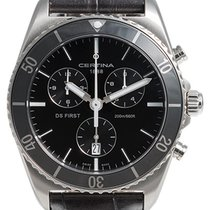 Certina Quarz DS First Ceramic Chronograph