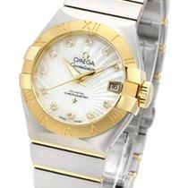 Omega Constellation Brushed Chronometer