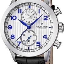 Candino Elegance C4505/1 Herrenchronograph Klassisch schlicht