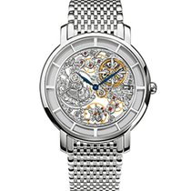 Patek Philippe 5180/1G-010 White Gold Men Complications 39mm ...