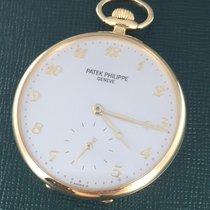 Patek Philippe Yellow Gold Pocket Watch Ref. 973