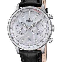 Festina F16893/1 Chronograph Herren 41mm 5ATM