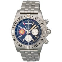 Breitling Chronomat GMT Patrouille Suisse 50th Anniversary...