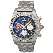 Breitling Chronomat GMT Patrouille Suisse 50th Anniversary...