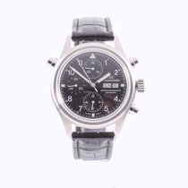 IWC Doppelchronograph split second chronograph