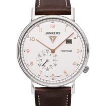Junkers Eisvogel F13 Swiss Quartz Watch 40mm S/steel Case...