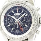 Breitling Bentley B04 Gmt Steel Automatic Mens Watch Ab0431...