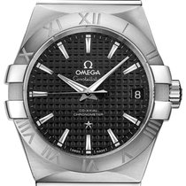 Omega Constellation Co-Axial Automatic 38mm 123.10.38.21.01.002