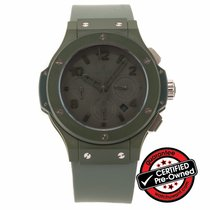 Hublot Big Bang All-Green Chronograph