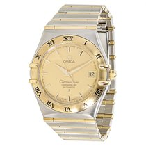 Omega Constellation 1202.10 Men's Watch in 18k Gold &...